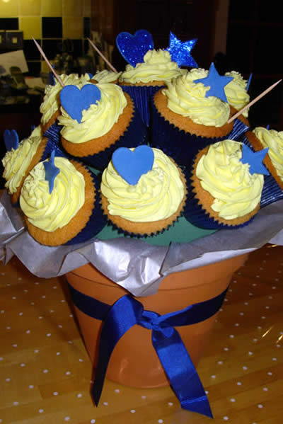 Cupcakes made to order, Portadown, Northern Ireland